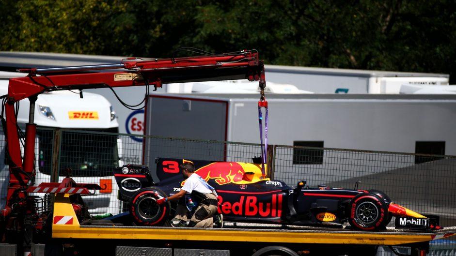 Red Bull, Hungaroring, 2017