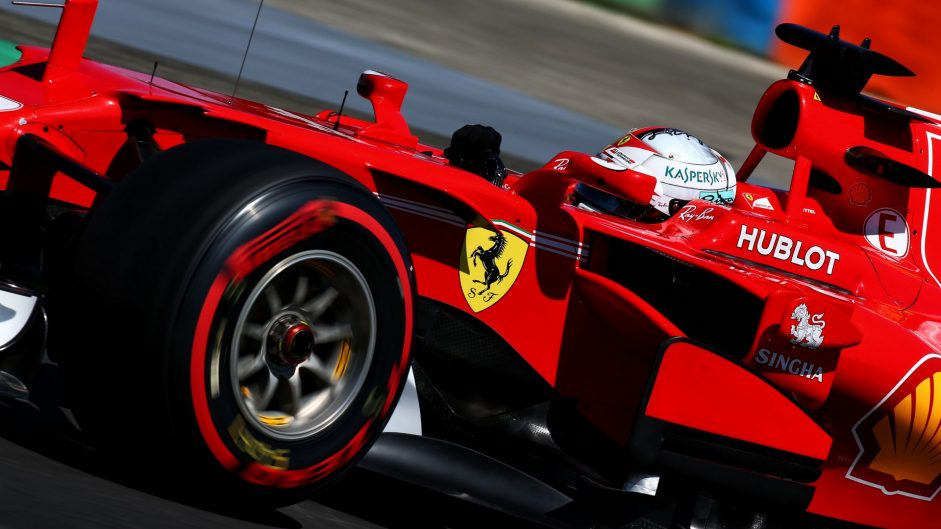 Vettel has chance to extend points lead as Ferrari thrive in Hungarian heat