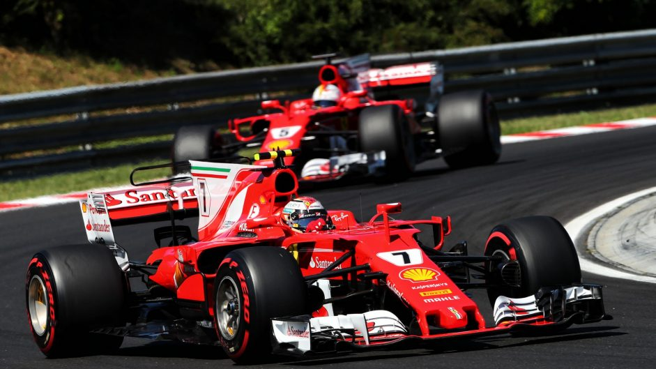 Lap time watch: Ferrari make biggest gain in Hungary