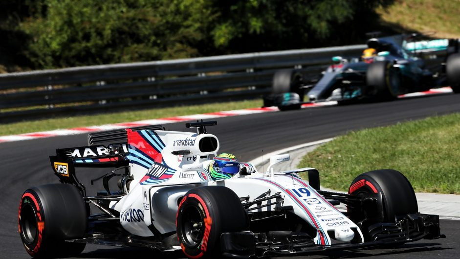 2017 Hungarian Grand Prix qualifying and final practice in pictures