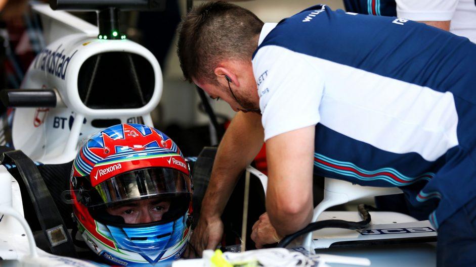 Paul di Resta, Williams, Hungaroring, 2017