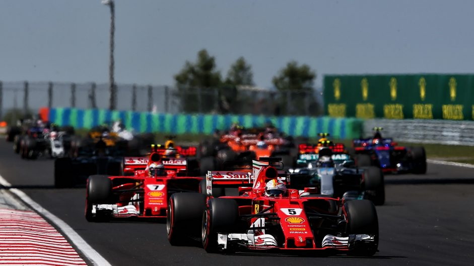 2017 Hungarian Grand Prix in pictures