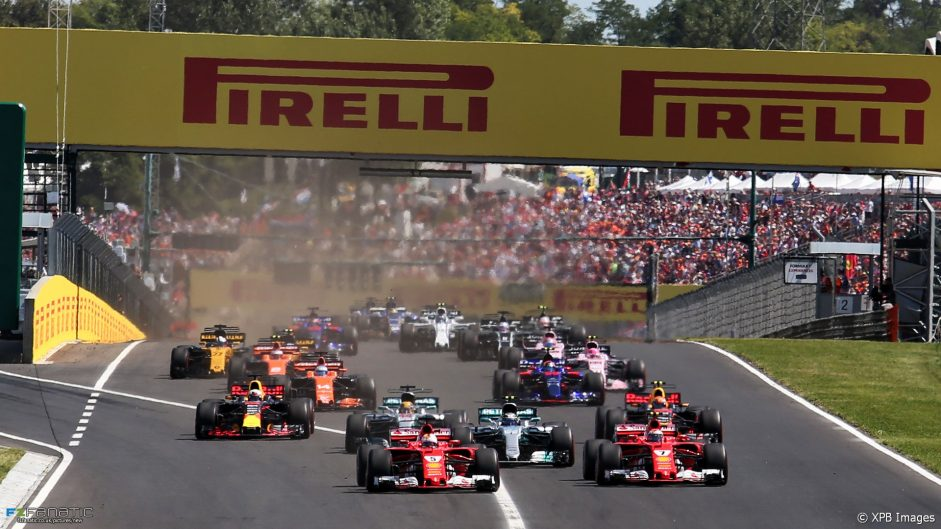Rate the race: 2017 Hungarian Grand Prix