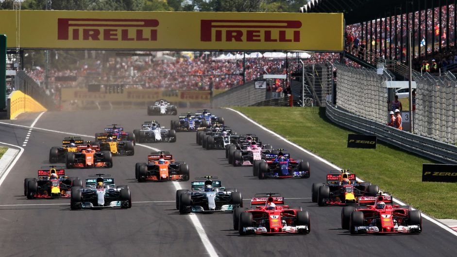 Dull Hungarian GP still gets better rating than last year