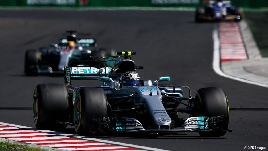 2017 F1 team mate battles: Hamilton vs Bottas at Mercedes