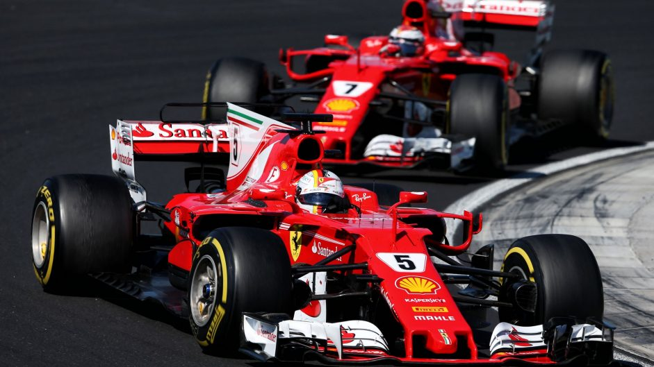 Vettel: No need for team orders at Ferrari yet