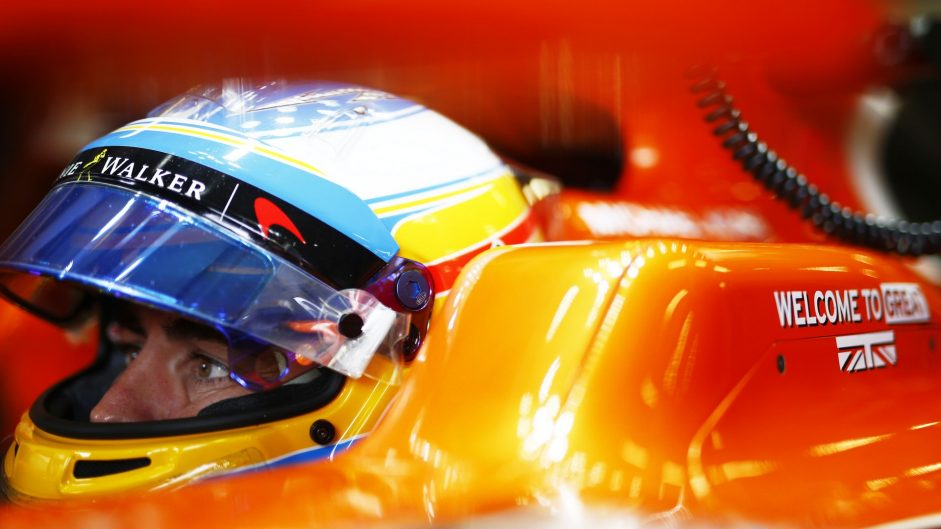 Alonso took grid penalties at Silverstone to benefit in Hungary
