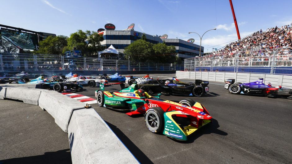 Championship contender loses his cool as Formula E title is decided