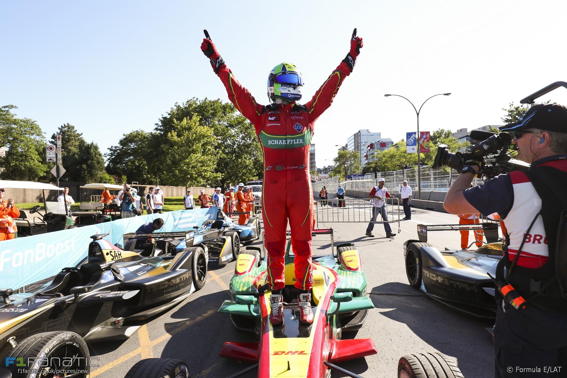 Lucas di Grassi, Formula E, Montreal, 2017
