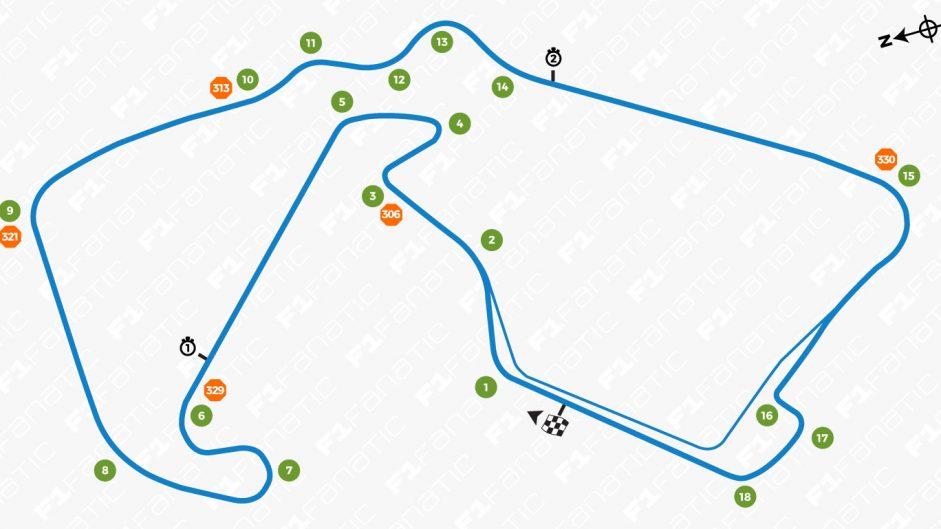 2017 British Grand Prix track preview