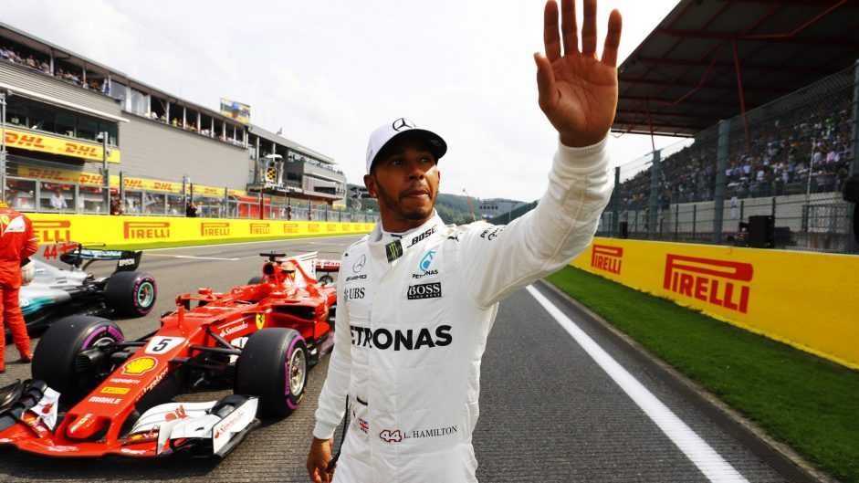 Hamilton says he intends to stay at Mercedes