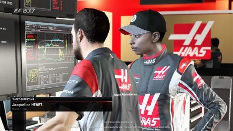 F1 2017 (Codemasters) screen grab