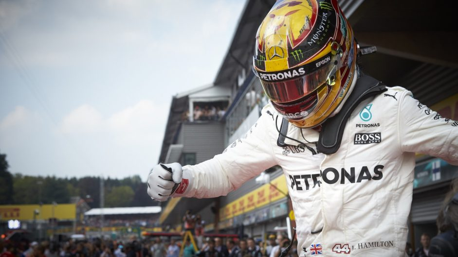 """F1 is """"not a sport you can go back to"""" – Hamilton"""