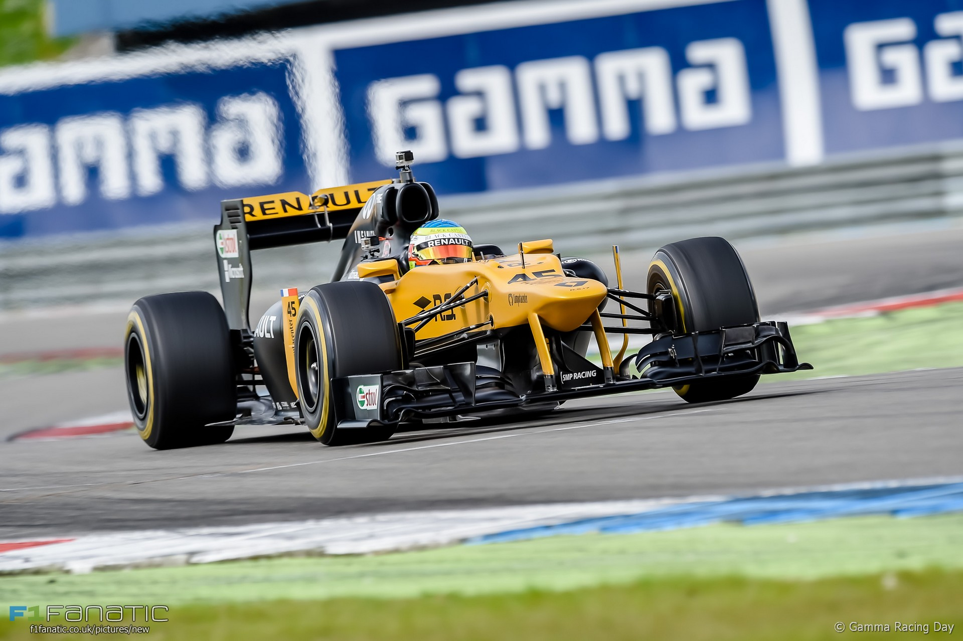 Oliver Rowland, Renault, Assen, 2017