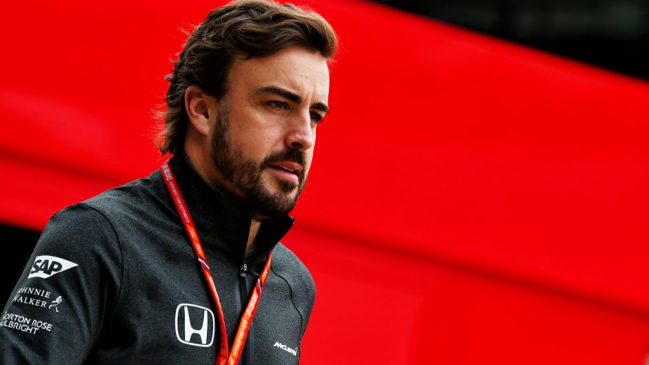 """Wolff says Alonso's """"history"""" with Mercedes is why he won't get 2018 drive"""