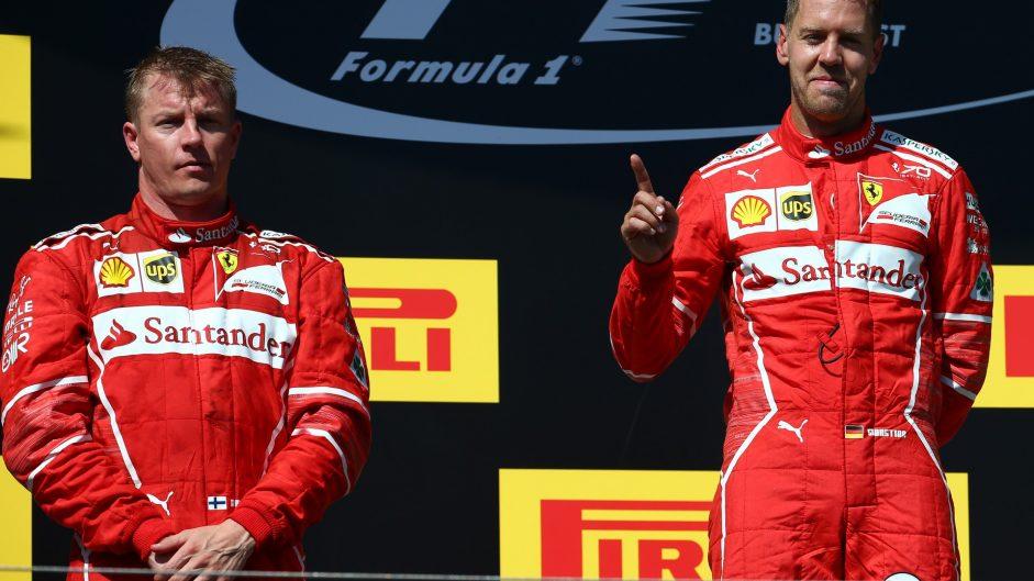 Rejuvenated Ferrari falter with titles in sight
