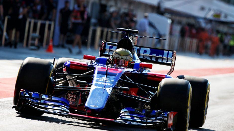 Sean Gelael, Toro Rosso, Hungaroring, 2017