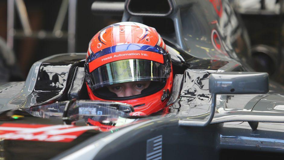 Santino Ferrucci, Haas, Hungaroring, 2017