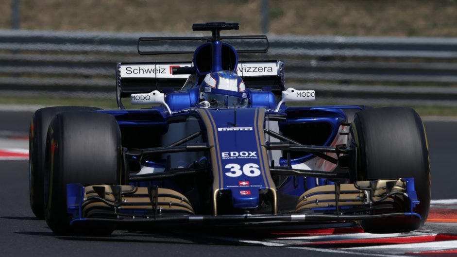 More standard parts likely for F1