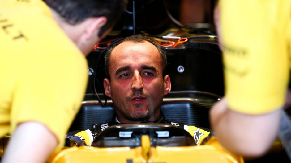"Renault still ""don't have all the answers"" on whether Kubica will return"