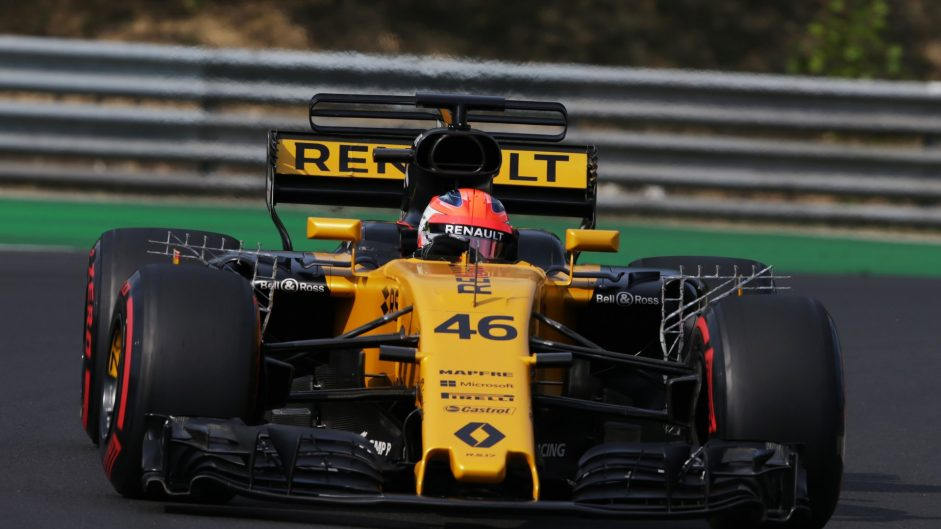 Pictures: Hungaroring test day two
