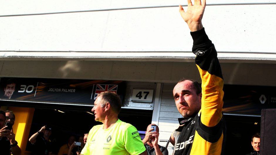 """Kubica """"can become an even better driver"""" than before"""