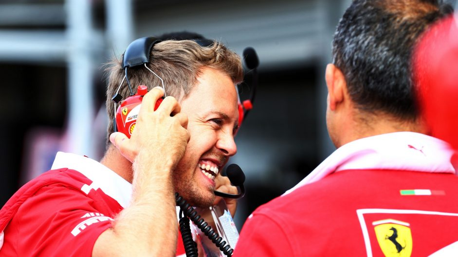 Vettel doubts his future will be sorted before Monza