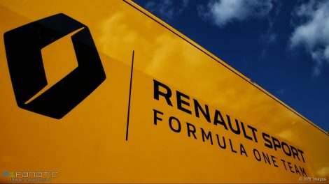 Renault, Spa-Francorchamps, 2017