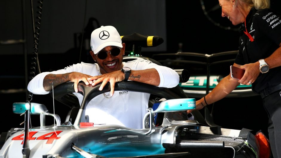 2017 Belgian Grand Prix build-up in pictures