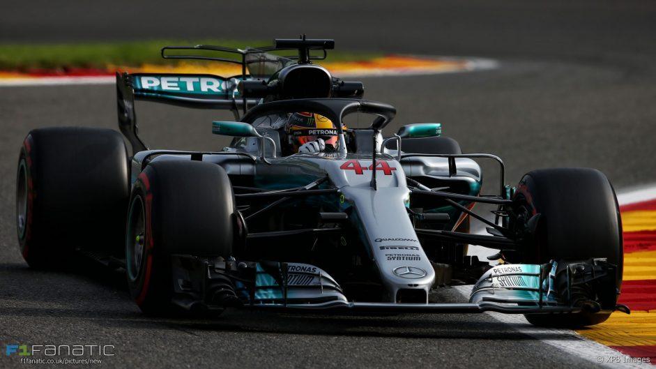 Hamilton and Bottas make last penalty-free power unit changes