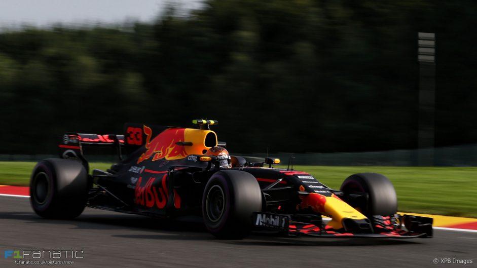 """Oops"": 2017 Belgian Grand Prix practice team radio highlights"