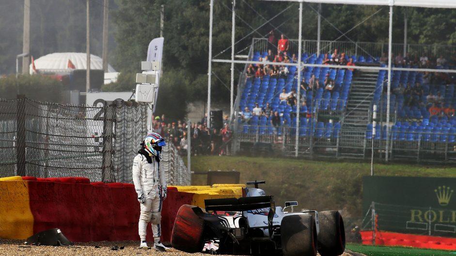 2017 Belgian Grand Prix practice in pictures