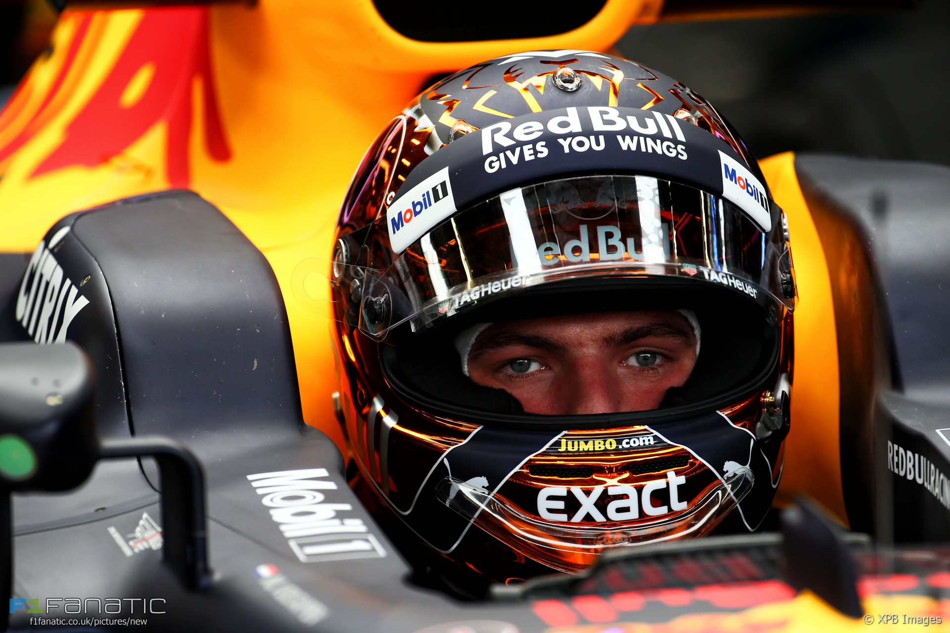 Max Verstappen, Red Bull, Spa-Francorchamps, 2017