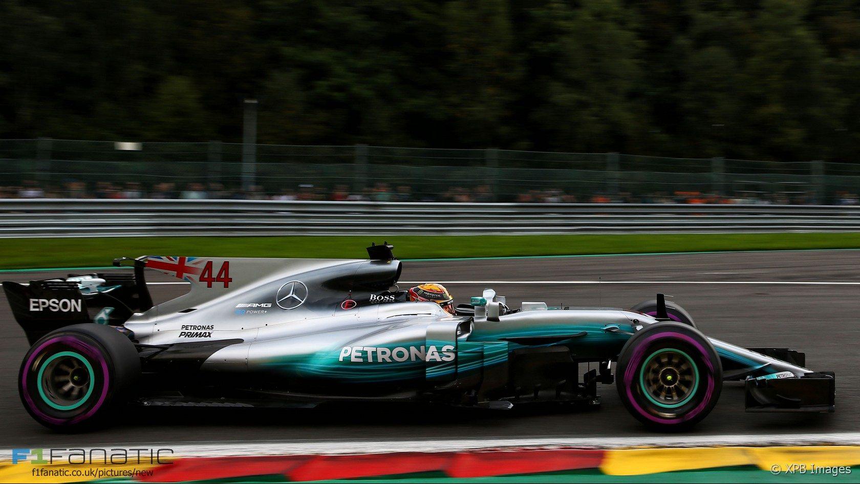 Image result for 2017 Mercedes F1 car 44
