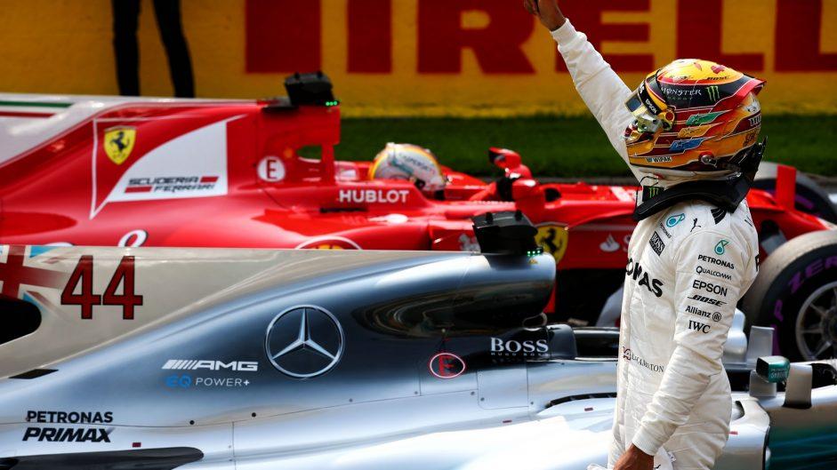 Hamilton out to spoil Ferrari's party: Five Monza talking points