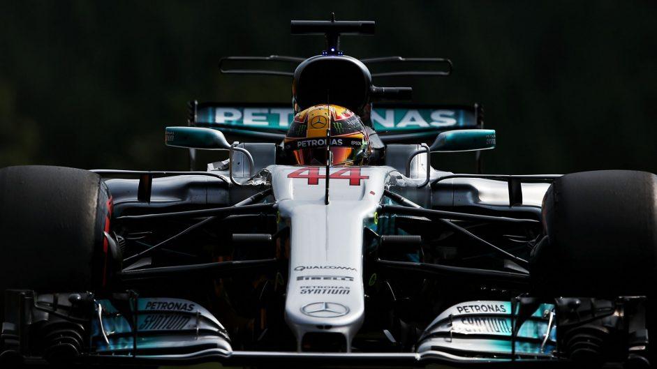 Mercedes trim their wings to keep Ferrari behind