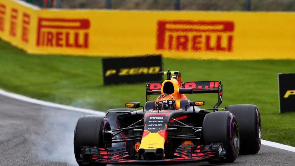 Pirelli looking into Spa tyre vibration phenomenon