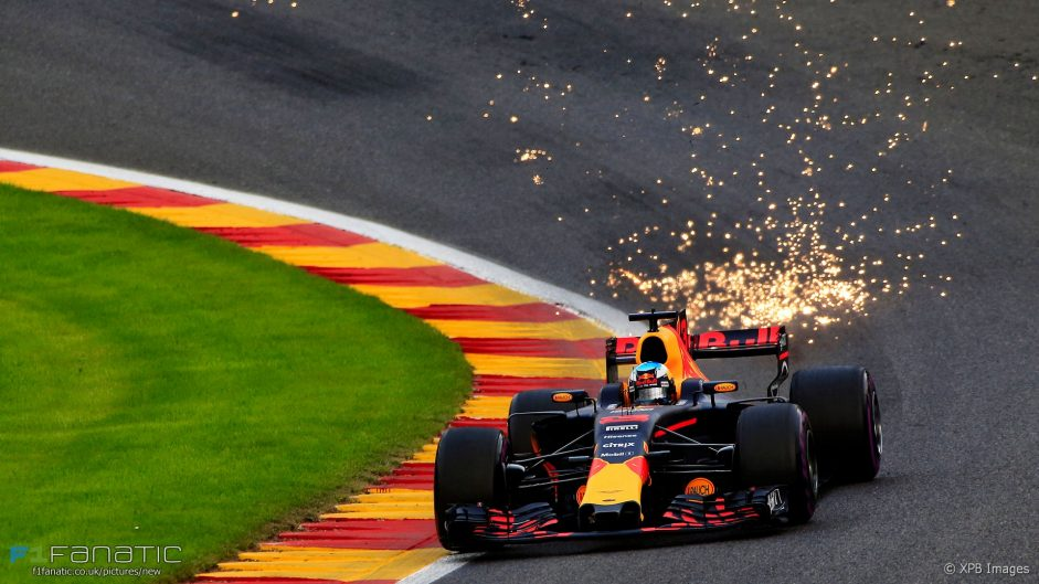2017 Belgian Grand Prix qualifying and final practice in pictures