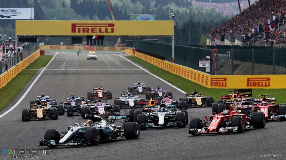 Rate the race: 2017 Belgian Grand Prix