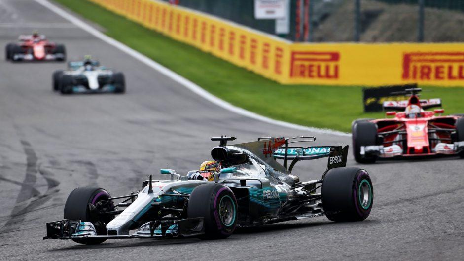 2017 Belgian Grand Prix championship points