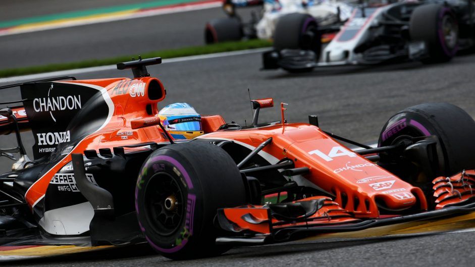 Alonso insists he didn't retire a healthy car