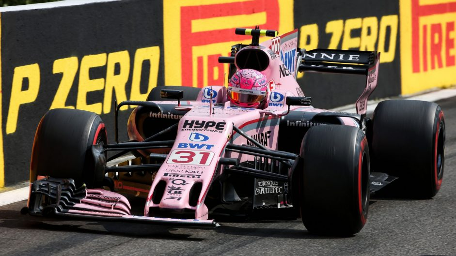 Ocon accuses Perez of 'risking their lives' after latest collision
