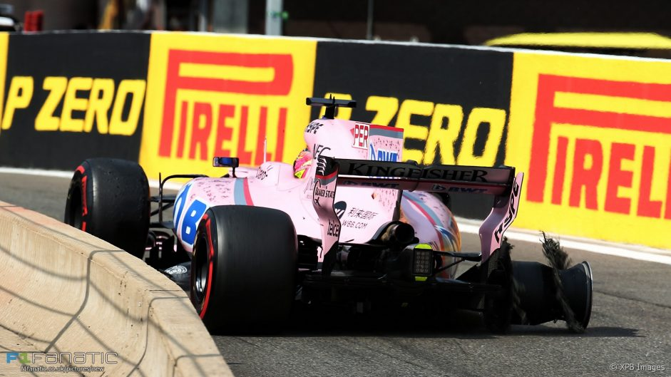 Force India may offer drivers bonuses to avoid crashes
