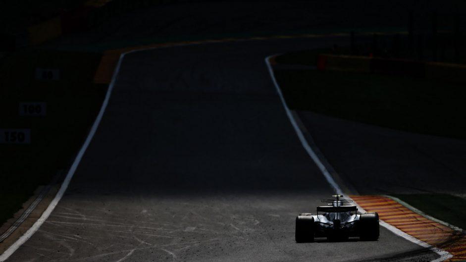 Valtteri Bottas, Mercedes, Spa-Francorchamps, 2017