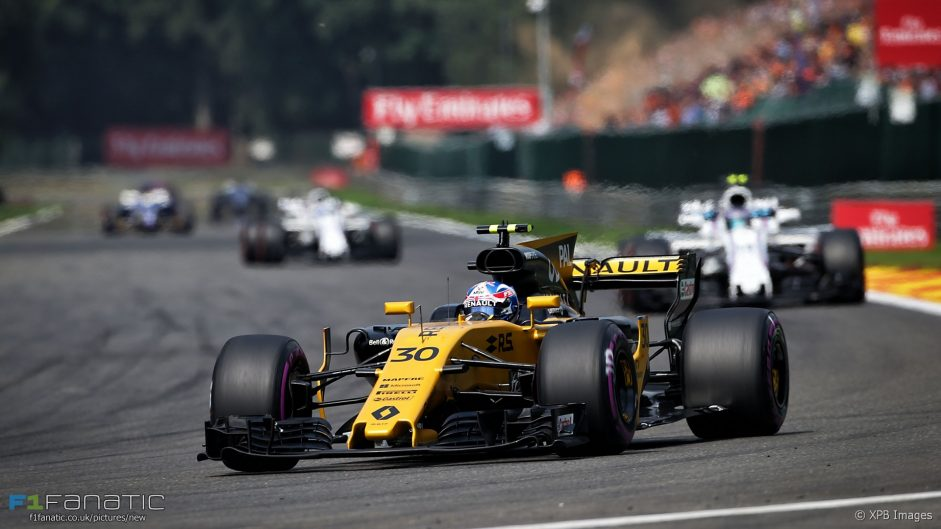 Alonso should have had same penalty as Magnussen – Palmer