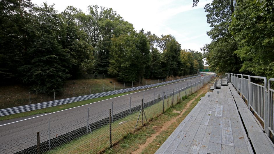 Oval, Monza, 2017