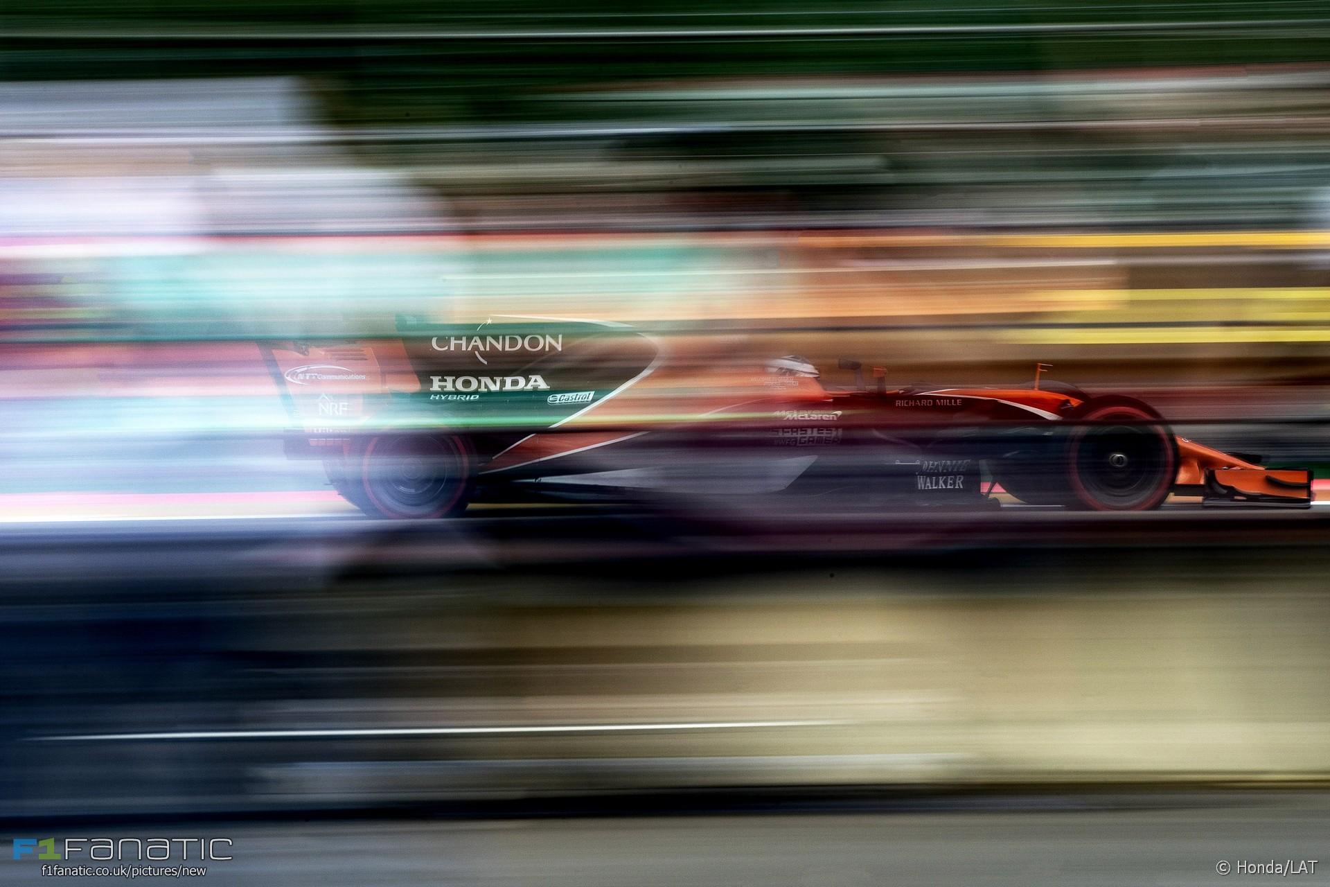 Stoffel Vandoorne, McLaren, Spa-Francorchamps, 2017