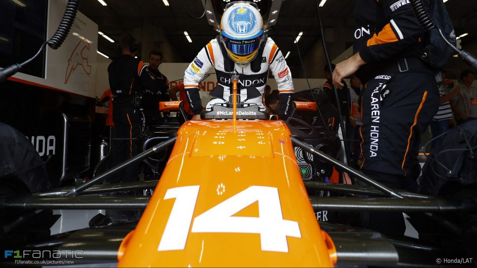 McLaren has a 'Plan B' in case Alonso leaves