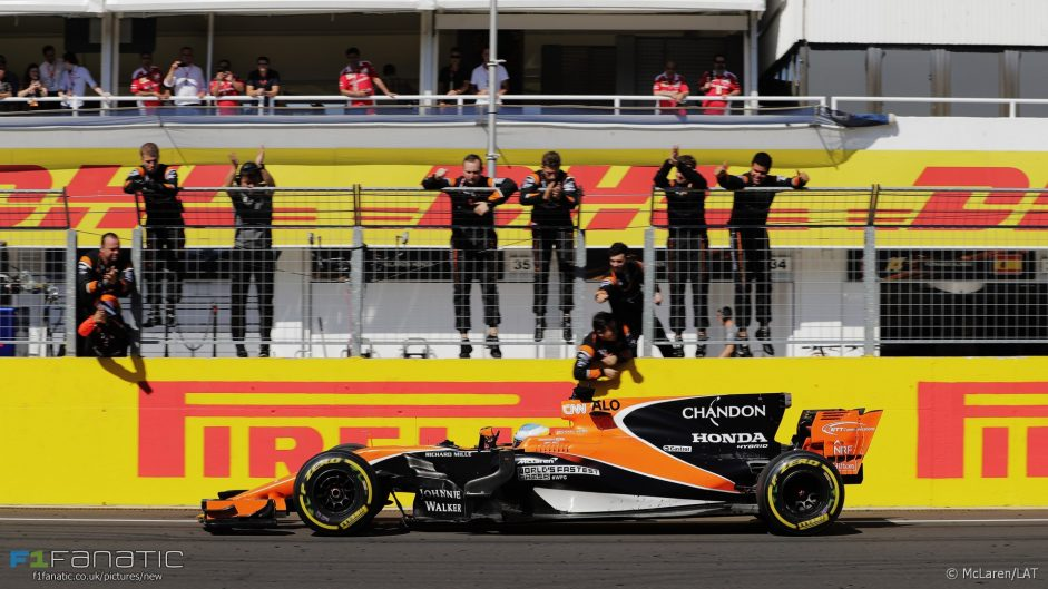 2017 F1 driver rankings #4: Alonso