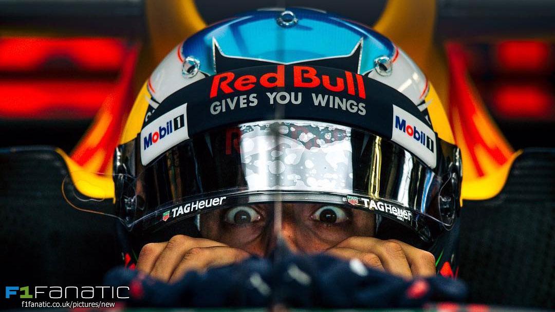 Daniel Ricciardo, 2017